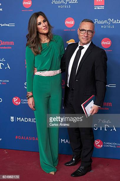 Goyo Gonzalez attends 'Gala Sida' 2016 at Madrid City Hall on November 21 2016 in Madrid Spain