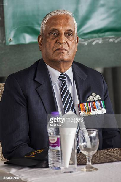 Gp Capt Hemant Sardesai rank Flt Lt Both Bangladeshi and Indian 71s War Veterans share the eternal bond of camaraderie having shed blood while...