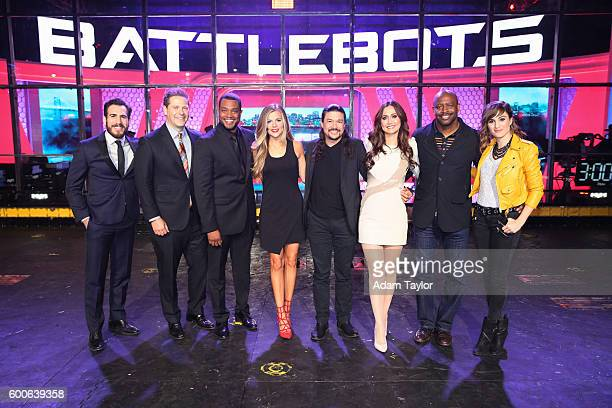 BATTLEBOTS 'Gr8 Expectations The Quarterfinals' The robot carnage continues as competitors put their minds and metal to the test on part one of the...