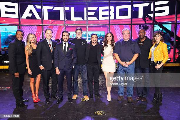 BATTLEBOTS Gr8 Expectations The Quarterfinals The robot carnage continues as competitors put their minds and metal to the test on part one of the...