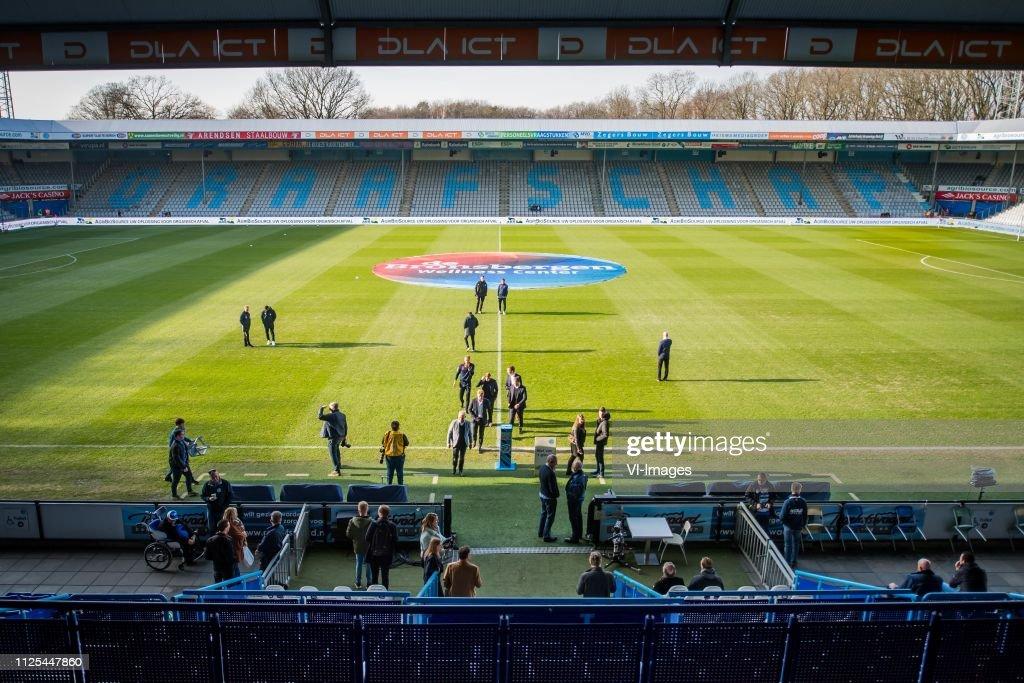 NLD: De Graafschap v Utrecht - Eredivisie