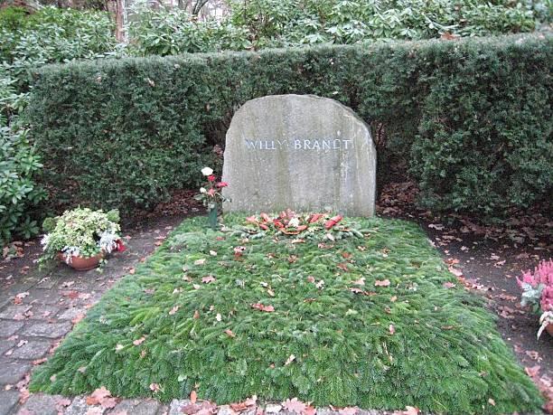 Grab Willy Brandt