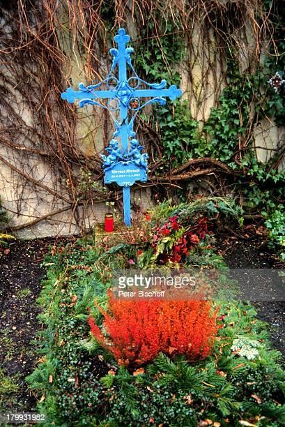 Grab Werner Kreindl München Friedhof