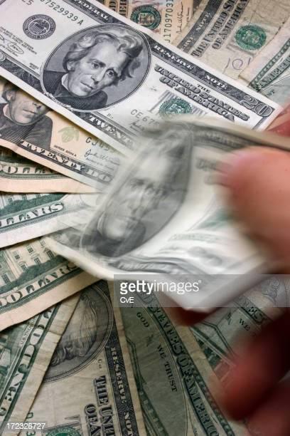 Grabbing Some Dollars