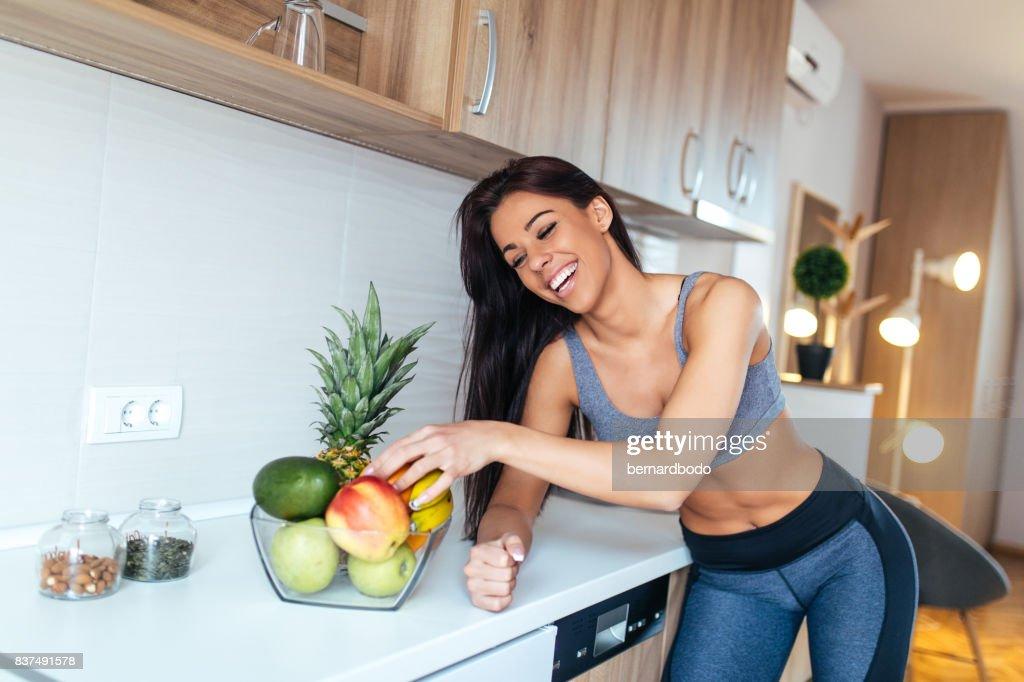 Grabbing some fruit : Stock Photo