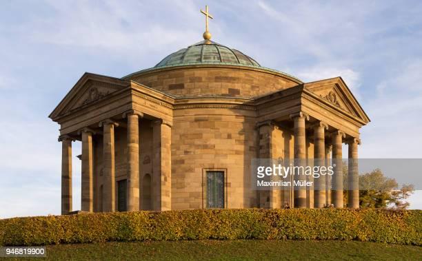 Grabkapelle auf dem Württemberg (Württemberg Mausoleum), Stuttgart-Rotenberg, Germany