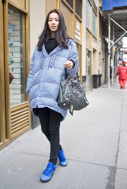 Street Style Day 0 Fall 2013 New York Fashion Week