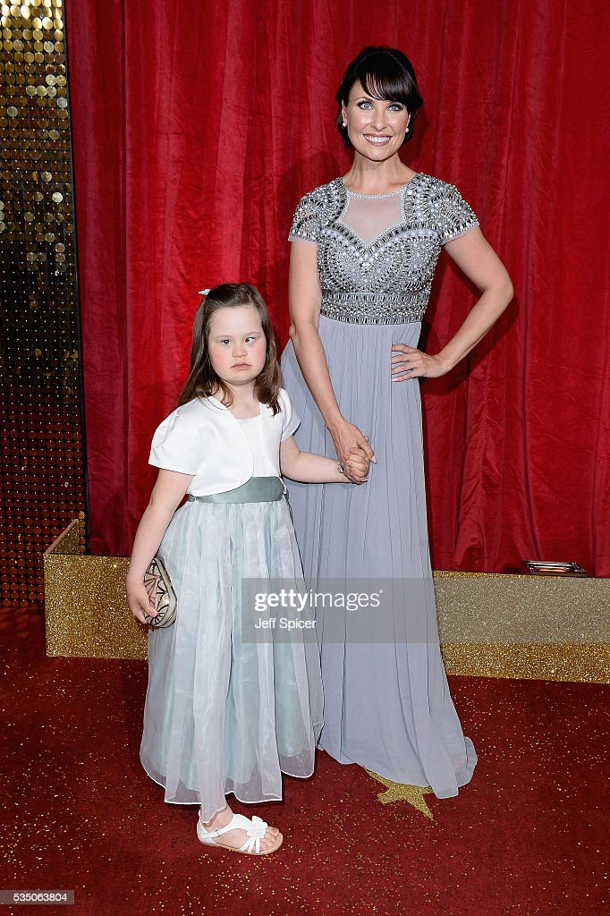British Soap Awards 2016 - Red Carpet - Arrivals : News Photo