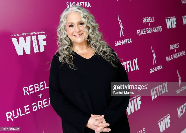 Grace and Frankie Executive Producer Marta Kauffman attends the Rebels and Rule Breakers Panel at Netflix FYSEE at Raleigh Studios on May 12 2018 in...