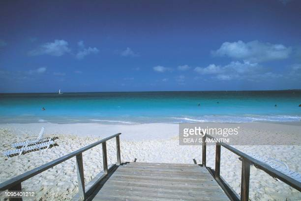 Grace Bay Beach Providenciales Turks and Caicos Overseas Dependency of the United Kingdom