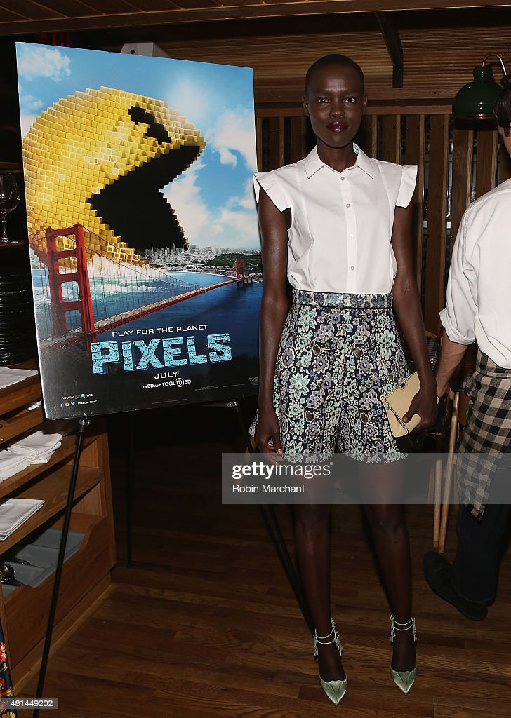 "A Dinner Honoring The Women Of ""Pixels"""