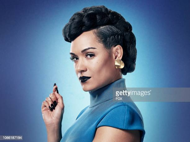 Grace Byers as Reeva Payge in Season Two of THE GIFTED premiering Tuesday Sept 25 on FOX