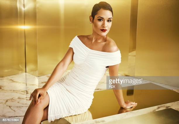 Grace Byers on Season Four of EMPIRE premiering Wednesday Sept 27 on FOX
