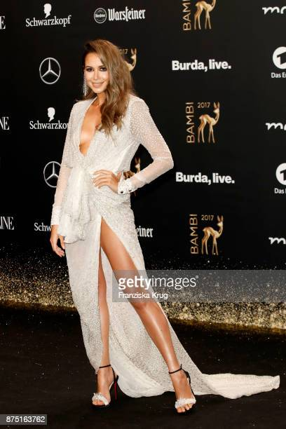 Grace Capristo arrives at the Bambi Awards 2017 at Stage Theater on November 16 2017 in Berlin Germany
