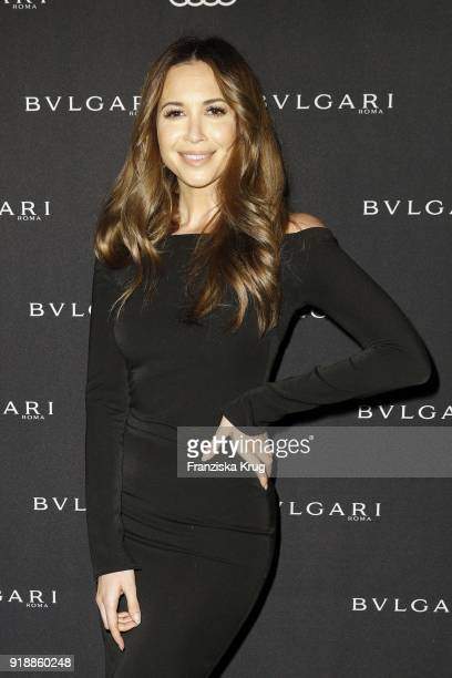 Grace Capristo during the Bulgari 'RVLE YOUR NIGHT' event during the 68th Berlinale International Film Festival on February 15 2018 in Berlin Germany