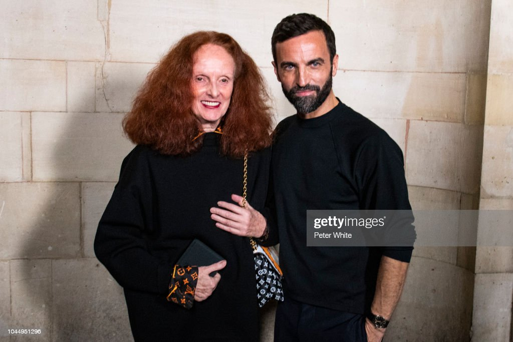 Louis Vuitton : Front Row - Paris Fashion Week Womenswear Spring/Summer 2019 : News Photo