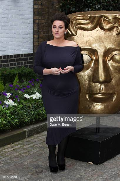 Grace Dent attends the BAFTA Craft Awards at The Brewery on April 28 2013 in London England