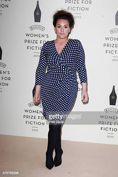 Grace Dent Attends the Baileys Women's Prize for Fiction Awards Ceremony at The Clore Ballroom on June 3 2015 in London England