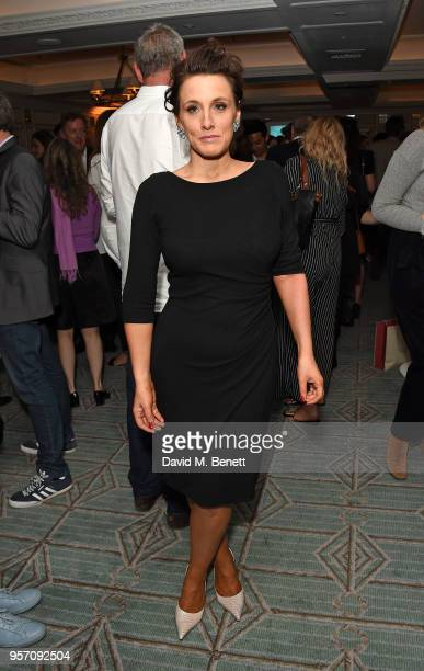 Grace Dent attends the Fortnum Mason Food and Drink Awards on May 10 2018 in London England
