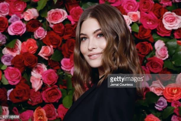 Grace Elizabeth attends the 72nd Annual Tony Awards at Radio City Music Hall on June 10 2018 in New York City