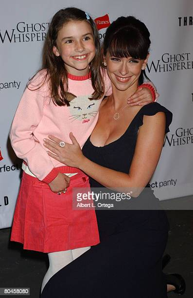 Grace Fulton and Jennifer Love Hewitt
