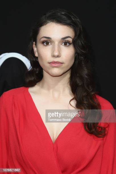 Grace Fulton attends the Premiere Of Warner Bros Pictures' The Nun at TCL Chinese Theatre on September 4 2018 in Hollywood California