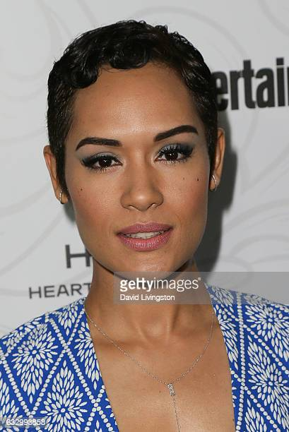 Grace Gealey arrives at the Entertainment Weekly celebration honoring nominees for The Screen Actors Guild Awards at the Chateau Marmont on January...
