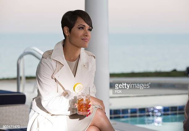 Grace Gealey in the 'Sinned Against' episode of EMPIRE airing Wednesday Nov 25 on FOX