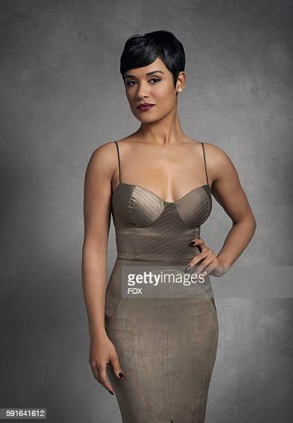Grace Gealey on EMPIRE premiering Wednesday Sept 21 on FOX