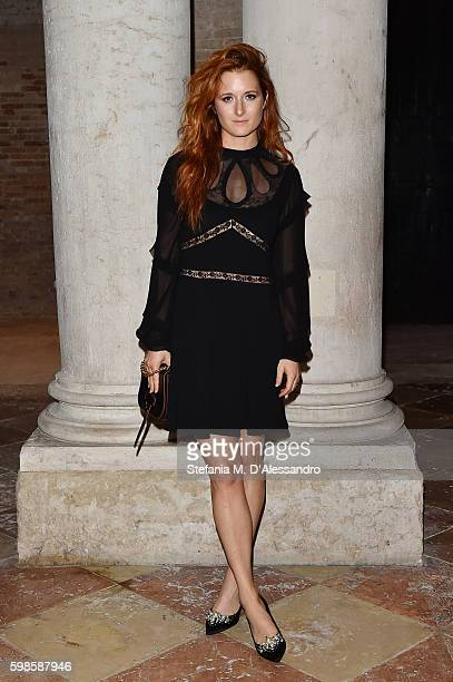 Grace Gummer attends Miu Miu Women's Tales Dinner during the 73rd Venice Film Festival at Ca' Corner della Regina on September 1 2016 in Venice Italy
