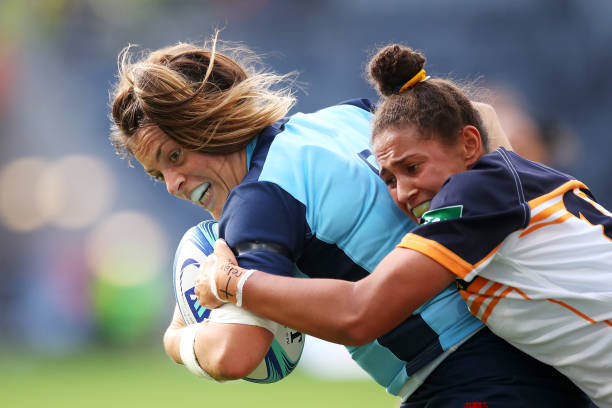 AUS: SuperW Rd 3 - NSW v Brumbies