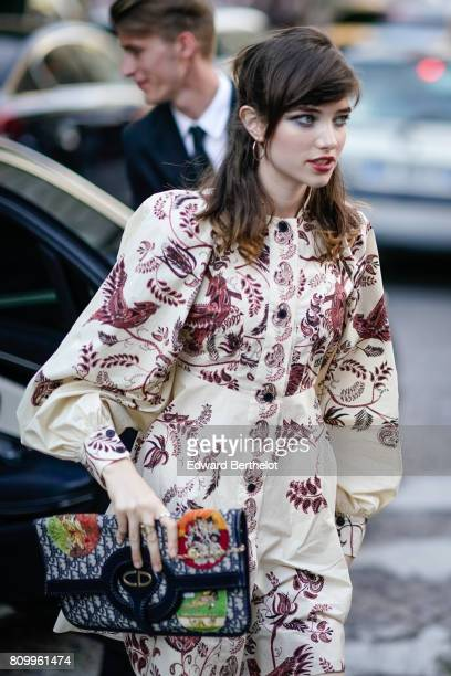 Grace Hartzel attends the Vogue Foundation Dinner during Paris Fashion Week Haute Couture Fall/Winter 20172018 on July 4 2017 in Paris France