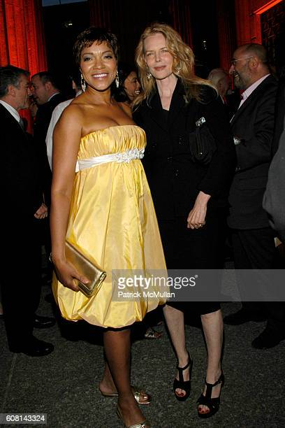 Grace Hightower and Fiona Lewis attend VANITY FAIR & Tribeca Film Festival Party hosted by GRAYDON CARTER and ROBERT DE NIRO at The State Supreme...