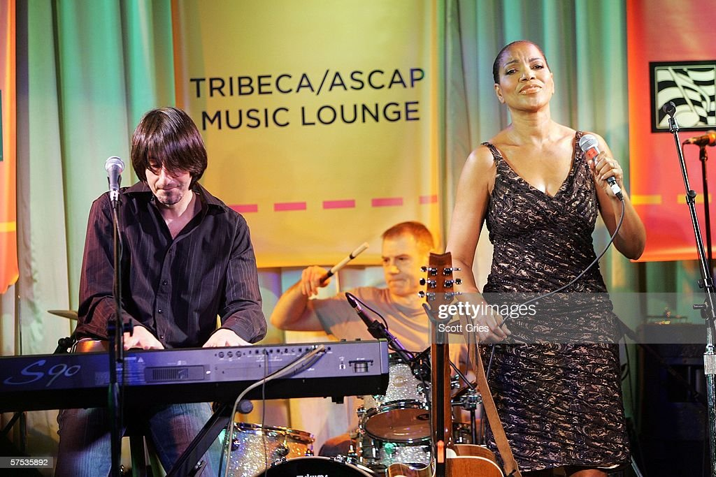 Tribeca/ASCAP Music Lounge At Canal Room - Day 3 : Nachrichtenfoto