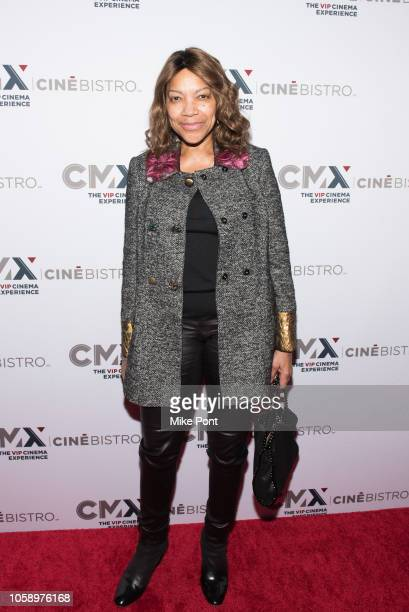 Grace Hightower De Niro attends the opening of CMX CineBistro with special screenings of BlacKkKlansman City Lights Pretty Baby at CMX CineBistro on...
