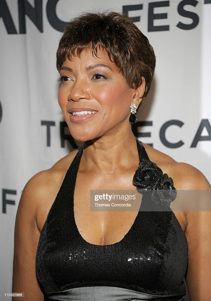 Grace Hightower during 6th Annual Tribeca Film Festival - Montblanc de la Culture Awards - Arrivals at Angel Orensanz Foundation in New York City, New York, United States.
