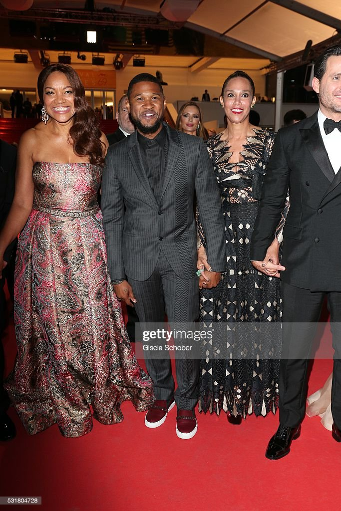 Grace Hightower Picture 50 - 69th Cannes Film Festival