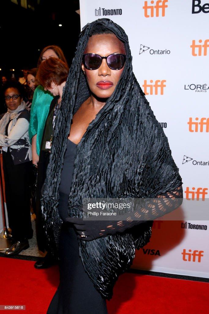 "2017 Toronto International Film Festival - ""Grace Jones: Bloodlight And Bami"" Premiere"