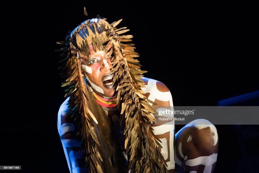 Grace Jones performs on stage during Primavera Sound Festival 2017 Day 4 at Parc del Forum on June 3, 2017 in Barcelona, Spain.