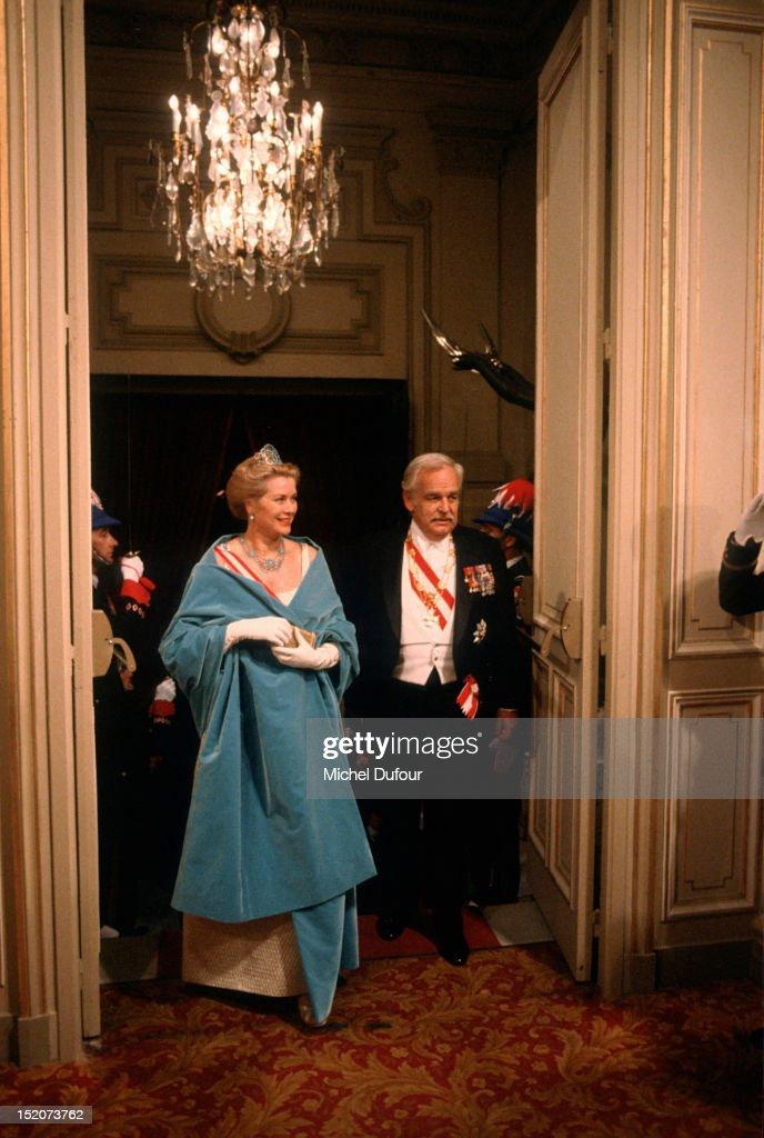 Princess Grace : News Photo