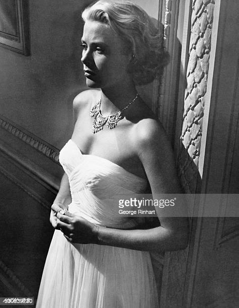 Grace Kelly as Frances Stevens in the motion picture To Catch a Thief