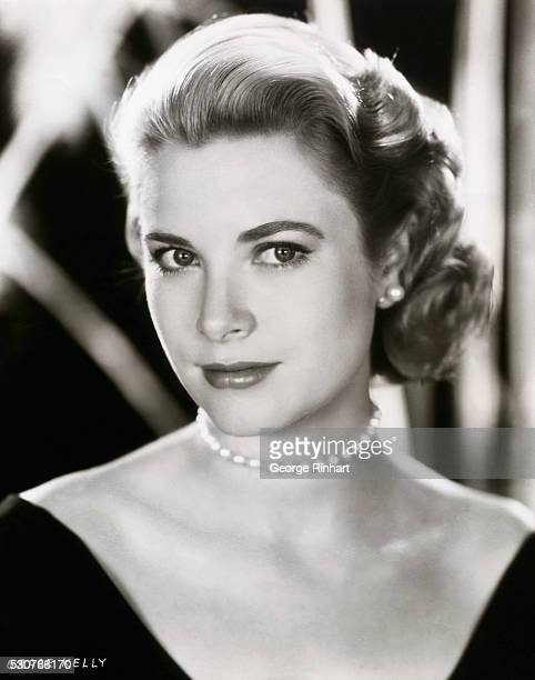 Grace Kelly publicity in connection with the film Rear Window