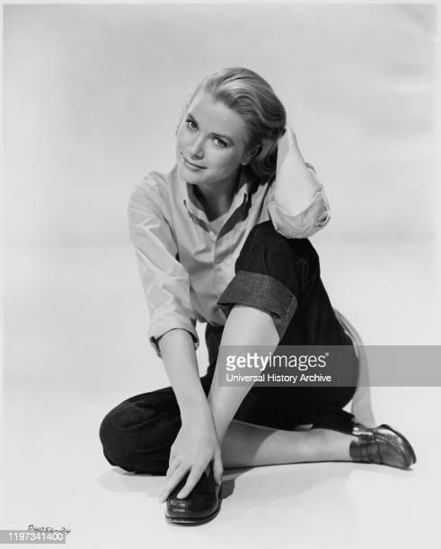 Grace Kelly, Publicity Portrait, Paramount Pictures, 1954.