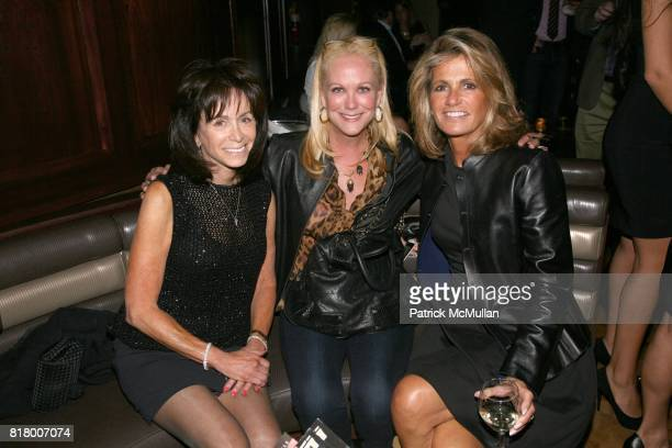 Grace Meigher Nina Griscom and Wendy Carduner attend QUEST MAGAZINE What2WearWherecom hosts a soft launch of LAVO at 38 E 58th St on September 9 2010...