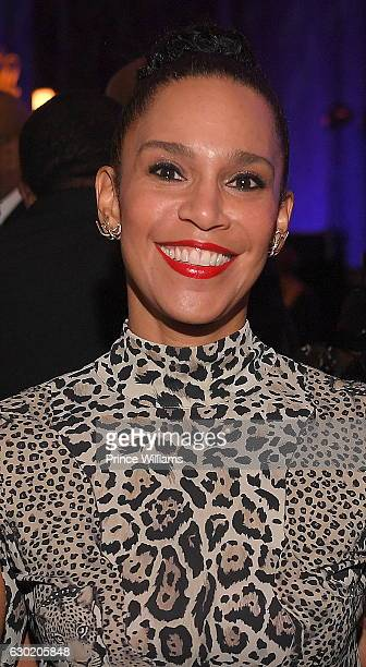 Grace Miguel attends the 33rd annual UNCF Mayors Masked Ball at Atlanta Marriott Marquis on December 17, 2016 in Atlanta, Georgia.