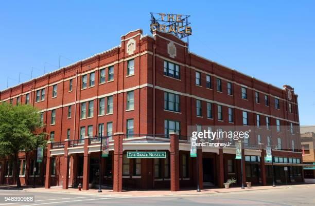 Grace Museum in downtown Abilene