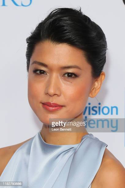 Grace Park attends The 12th Annual Television Academy Honors at the Beverly Wilshire Four Seasons Hotel on May 30, 2019 in Beverly Hills, California.
