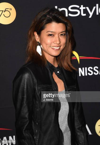 Grace Park attends The Hollywood Foreign Press Association and InStyle's annual celebrations of the 2017 Toronto International Film Festival at...