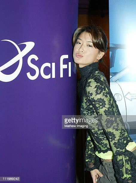 """Grace Park during """"Battlestar Galactica"""" - Los Angeles Premiere at The Directors Guild of America in Los Angeles, California, United States."""