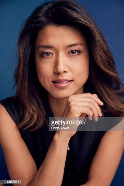 Grace Park of ABC's 'A Million Little Things' poses for a portrait during the 2018 Summer Television Critics Association Press Tour at The Beverly...